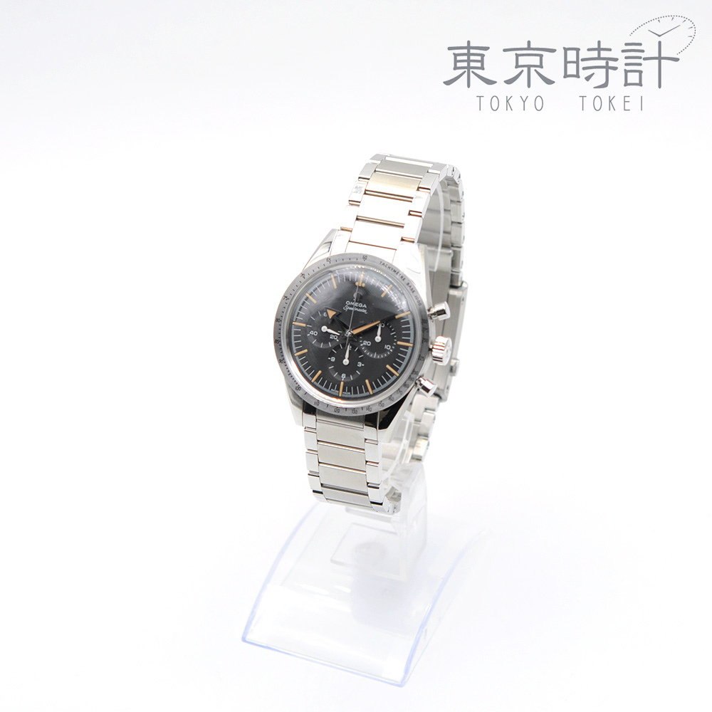 quality design 64c04 73e61 311.10.39.30.01.001 スピードマスター 1957 トリロジー | ハイ ...
